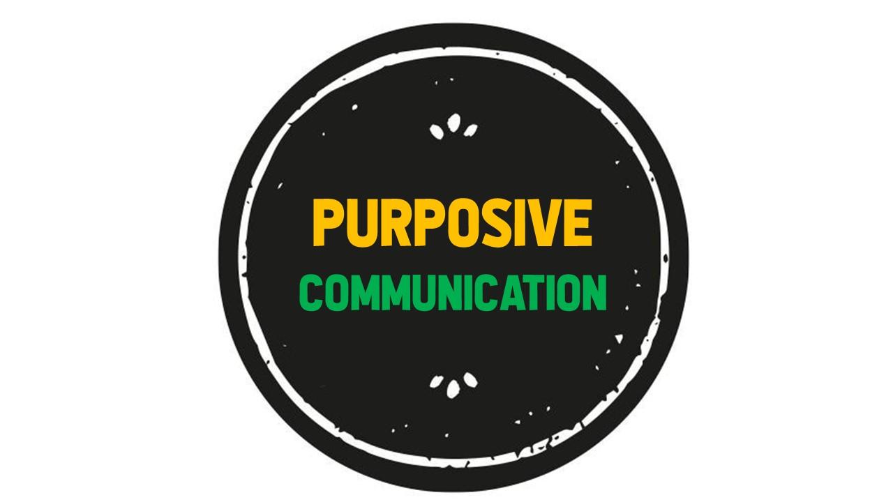 SY20-21 2nd SEM: PURPOSIVE COMMUNICATION