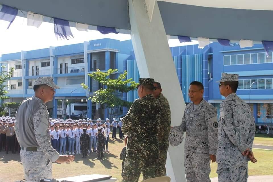 Basic ROTC